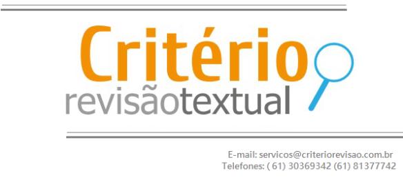 Memórias de um revisor: português do Brasil e de Portugal
