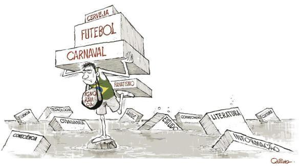 Brasil-Ignorância